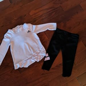 Infant Addidas outfit